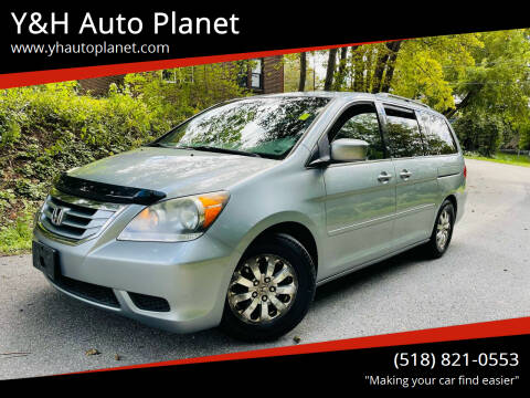 2009 Honda Odyssey for sale at Y&H Auto Planet in West Sand Lake NY