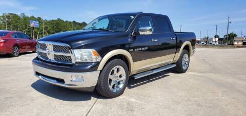 2011 RAM Ram Pickup 1500 for sale at WHOLESALE AUTO GROUP in Mobile AL