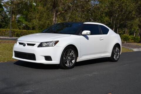 2011 Scion tC for sale at GulfCoast Motorsports in Osprey FL