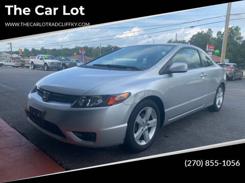 2006 Honda Civic for sale at The Car Lot in Radcliff KY