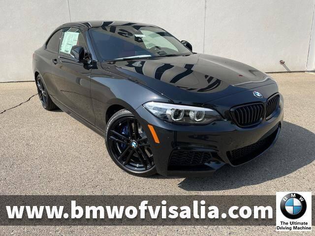 2021 BMW 2 Series for sale at BMW OF VISALIA in Visalia CA