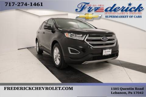 2015 Ford Edge for sale at Lancaster Pre-Owned in Lancaster PA