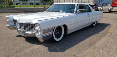 1965 Cadillac DeVille for sale at Midwest Classic Car in Belle Plaine MN