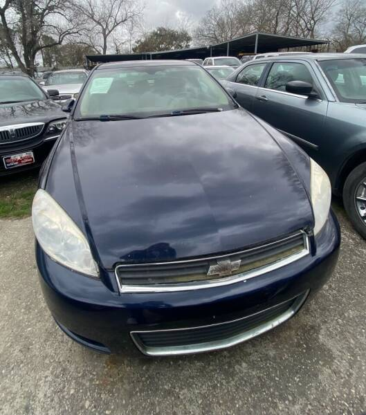 2007 Chevrolet Impala for sale at Ody's Autos in Houston TX