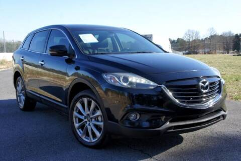 2015 Mazda CX-9 for sale at CU Carfinders in Norcross GA