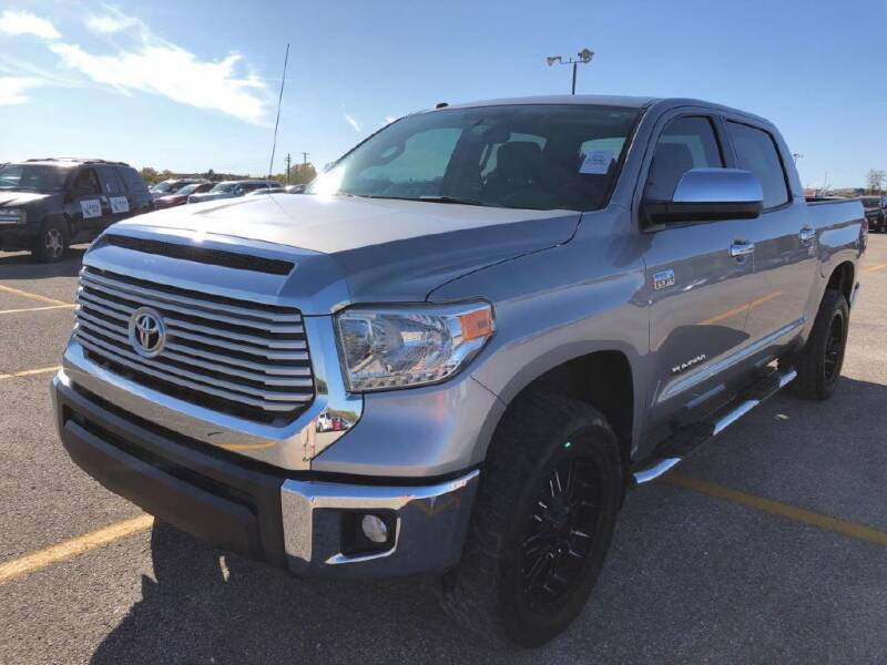 2014 Toyota Tundra for sale at Global Elite Motors LLC in Wenatchee WA