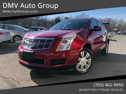 2010 Cadillac SRX for sale at DMV Auto Group in Falls Church VA