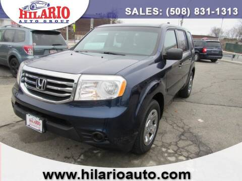 2014 Honda Pilot for sale at Hilario's Auto Sales in Worcester MA