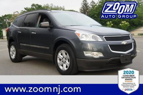 2009 Chevrolet Traverse for sale at Zoom Auto Group in Parsippany NJ