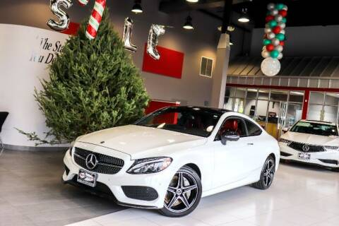 2018 Mercedes-Benz C-Class for sale at Quality Auto Center of Springfield in Springfield NJ