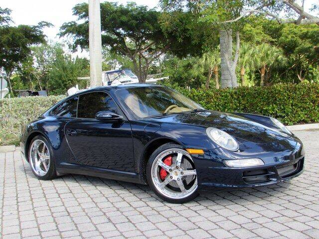 2007 Porsche 911 for sale at Auto Quest USA INC in Fort Myers Beach FL