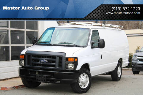 2012 Ford E-Series Cargo for sale at Master Auto Group in Raleigh NC