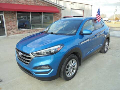 2016 Hyundai Tucson for sale at US PAWN AND LOAN in Austin AR