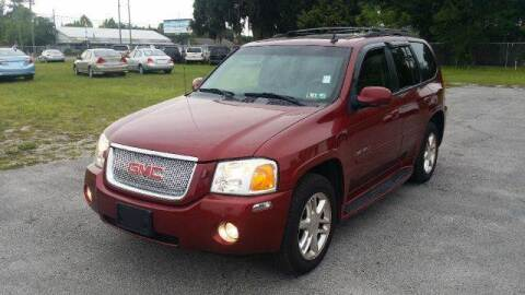 2008 GMC Envoy for sale at GOLDEN GATE AUTOMOTIVE,LLC in Zephyrhills FL