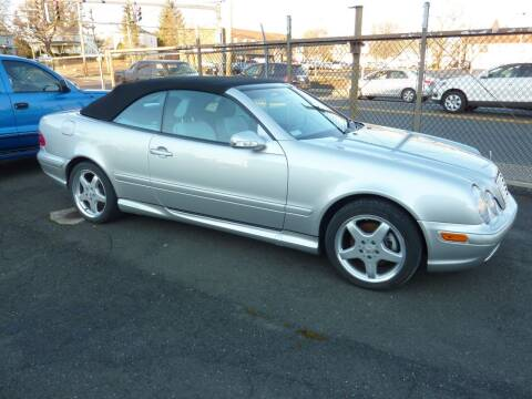 2003 Mercedes-Benz CLK for sale at Regner's Auto Sales in Danbury CT
