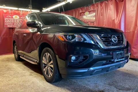 2019 Nissan Pathfinder for sale at Roberts Auto Services in Latham NY