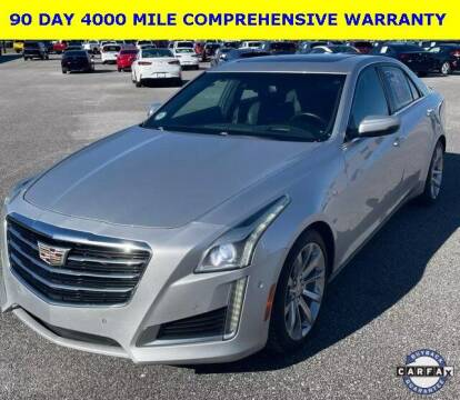 2016 Cadillac CTS for sale at PHIL SMITH AUTOMOTIVE GROUP - Tallahassee Ford Lincoln in Tallahassee FL