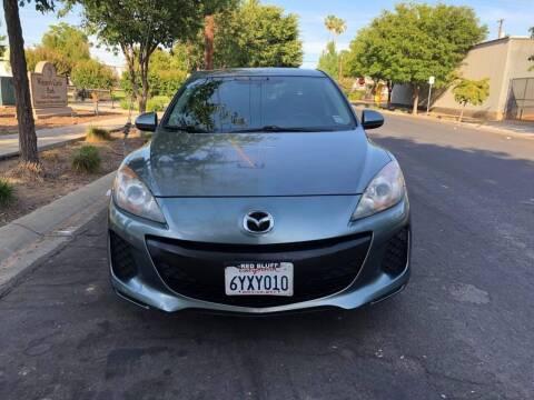 2013 Mazda MAZDA3 for sale at SACRAMENTO AUTO DEALS in Sacramento CA