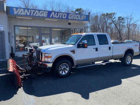 2009 Ford F-350 Super Duty for sale at Vantage Auto Group in Brick NJ