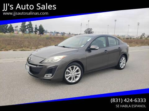 2010 Mazda MAZDA3 for sale at JJ's Auto Sales in Salinas CA