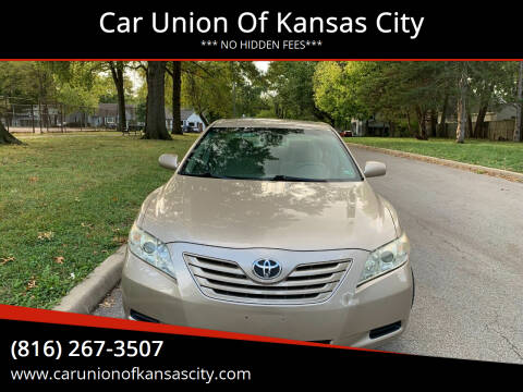 2009 Toyota Camry for sale at Car Union Of Kansas City in Kansas City MO