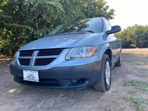 2005 Dodge Caravan for sale at M AND S CAR SALES LLC in Independence OR