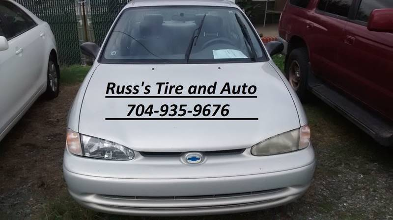 2001 Chevrolet Prizm for sale in Charlotte, NC
