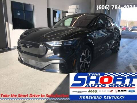 2021 Ford Mustang Mach-E for sale at Tim Short Chrysler in Morehead KY