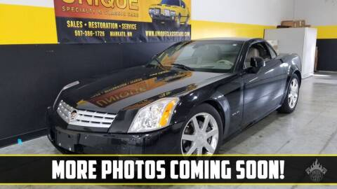 2004 Cadillac XLR for sale at UNIQUE SPECIALTY & CLASSICS in Mankato MN