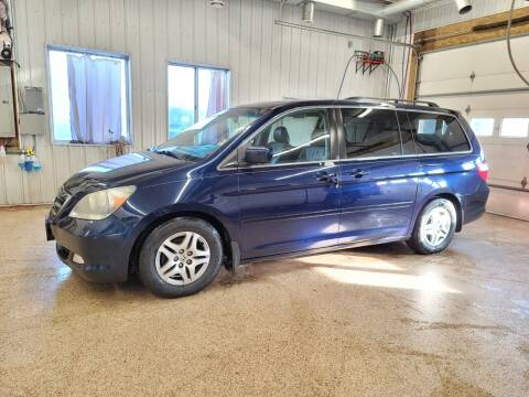 2005 Honda Odyssey for sale at Sand's Auto Sales in Cambridge MN