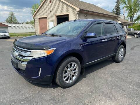 2011 Ford Edge for sale at MARK CRIST MOTORSPORTS in Angola IN