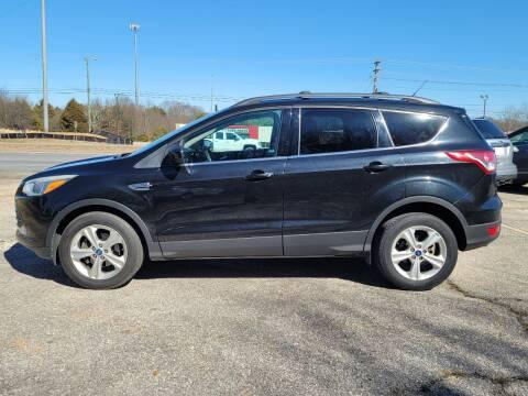 2013 Ford Escape for sale at Square 1 Auto Sales - Commerce in Commerce GA