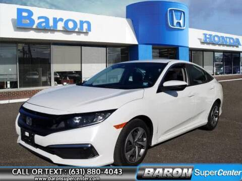 2019 Honda Civic for sale at Baron Super Center in Patchogue NY