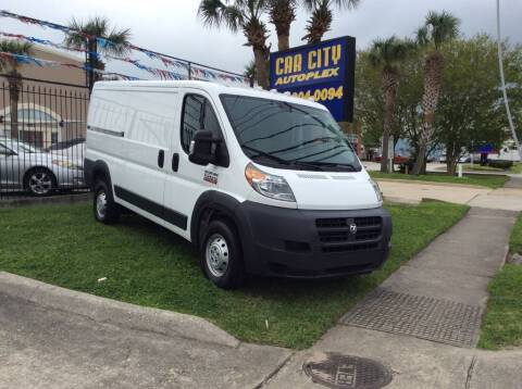 2018 RAM ProMaster Cargo for sale at Car City Autoplex in Metairie LA