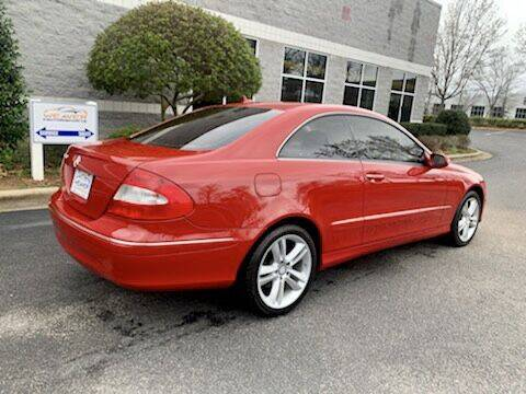 2009 Mercedes-Benz CLK for sale at Weaver Motorsports Inc in Cary NC