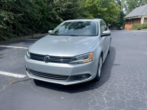 2012 Volkswagen Jetta for sale at SMT Motors in Roswell GA