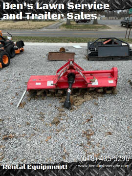RuralKing 6'3-PtTiller for sale at Ben's Lawn Service and Trailer Sales in Benton IL