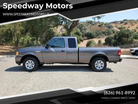 2010 Ford Ranger for sale at Speedway Motors in Glendora CA