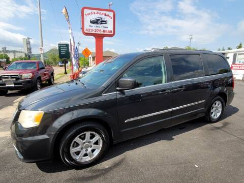 2011 Chrysler Town and Country for sale at Ford's Auto Sales in Kingsport TN