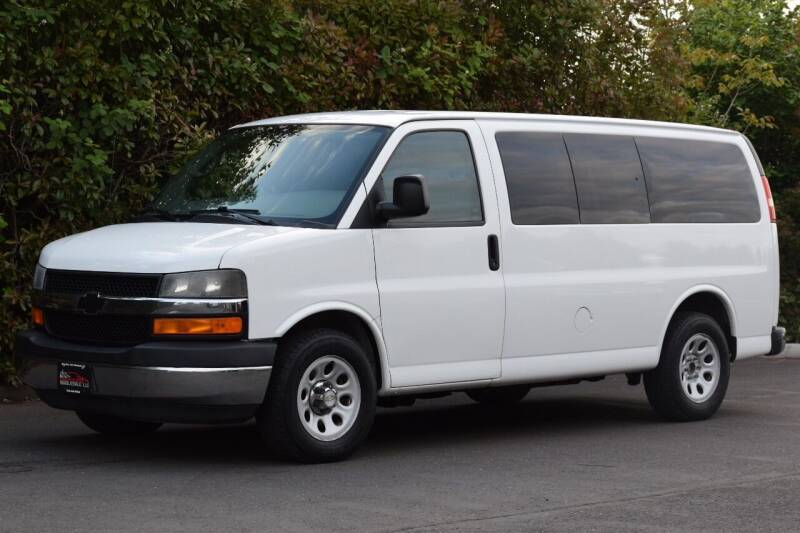 2010 Chevrolet Express Passenger for sale at Beaverton Auto Wholesale LLC in Aloha OR