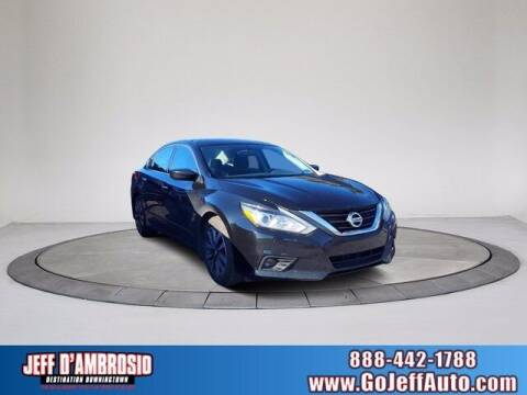 2017 Nissan Altima for sale at Jeff D'Ambrosio Auto Group in Downingtown PA
