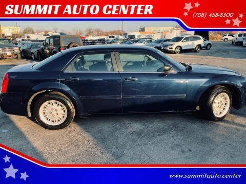 2005 Chrysler 300 for sale at SUMMIT AUTO CENTER in Summit IL