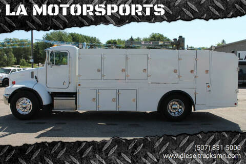 1999 Peterbilt 330 for sale at LA MOTORSPORTS in Windom MN