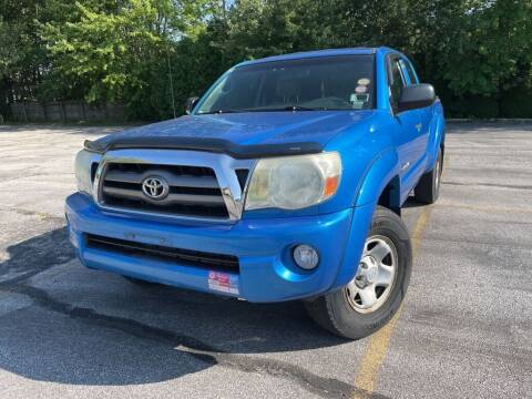 2010 Toyota Tacoma for sale at TKP Auto Sales in Eastlake OH