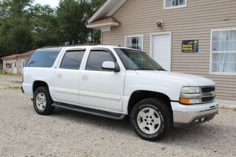 2004 Chevrolet Suburban for sale at Auto Force USA in Elkhart IN