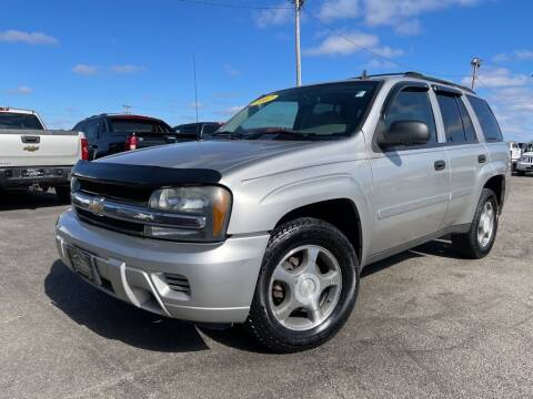 2007 Chevrolet TrailBlazer for sale at Superior Auto Mall of Chenoa in Chenoa IL