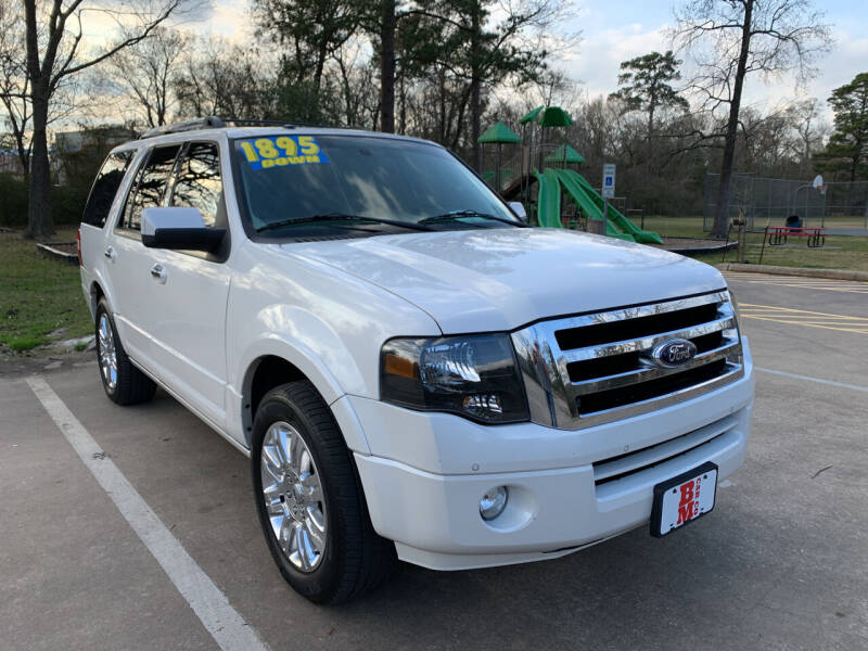 2013 Ford Expedition for sale at B & M Car Co in Conroe TX