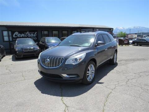 2013 Buick Enclave for sale at Central Auto in South Salt Lake UT