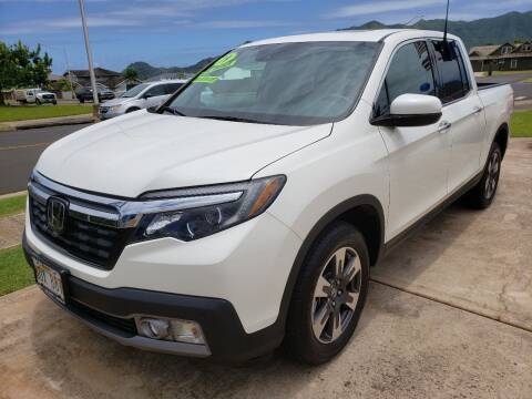 2019 Honda Ridgeline for sale at Ohana Motors in Lihue HI