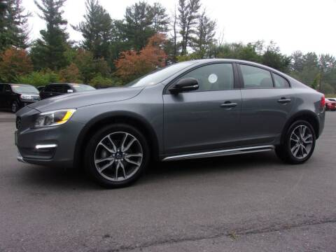 2016 Volvo S60 Cross Country for sale at Mark's Discount Truck & Auto in Londonderry NH